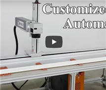 Laser Engraving Machine & 2 Meters Automation - Customized Sizes