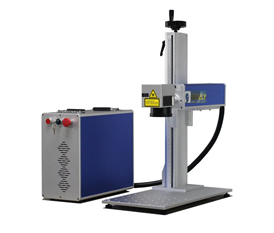 Color Laser Marking Machine - Type III - MOPA Fiber Laser