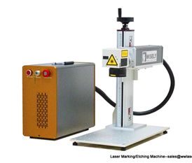 Affordable Fiber Laser Marking Machine - Type III